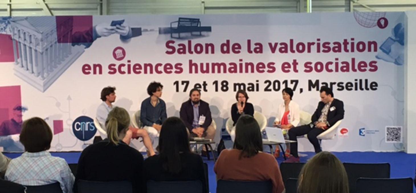 4 projets de l'Université Grenoble Alpes présent au Salon Innovatives SHS